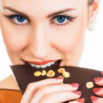 Cocass au salon du chocolat de Paris