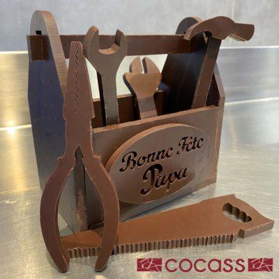La caisse à outils qui fait enfin plaisir à tous les Papas, bricoleurs ou pas !