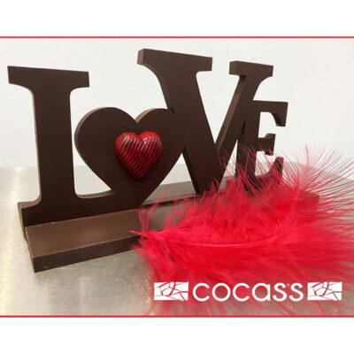 LOVE gourmand pour une St Valentin Cocass !
