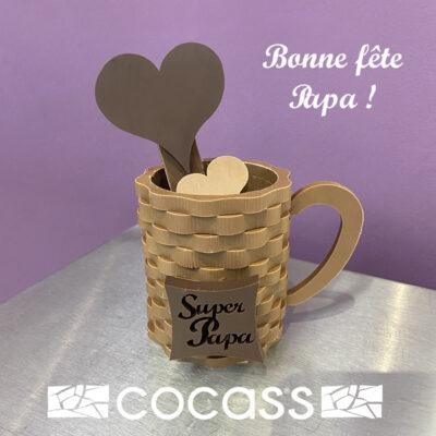Un mug d'Amour pour les Papas…